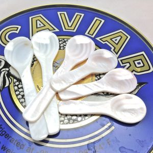 Mother of Pearl Caviar Spoons