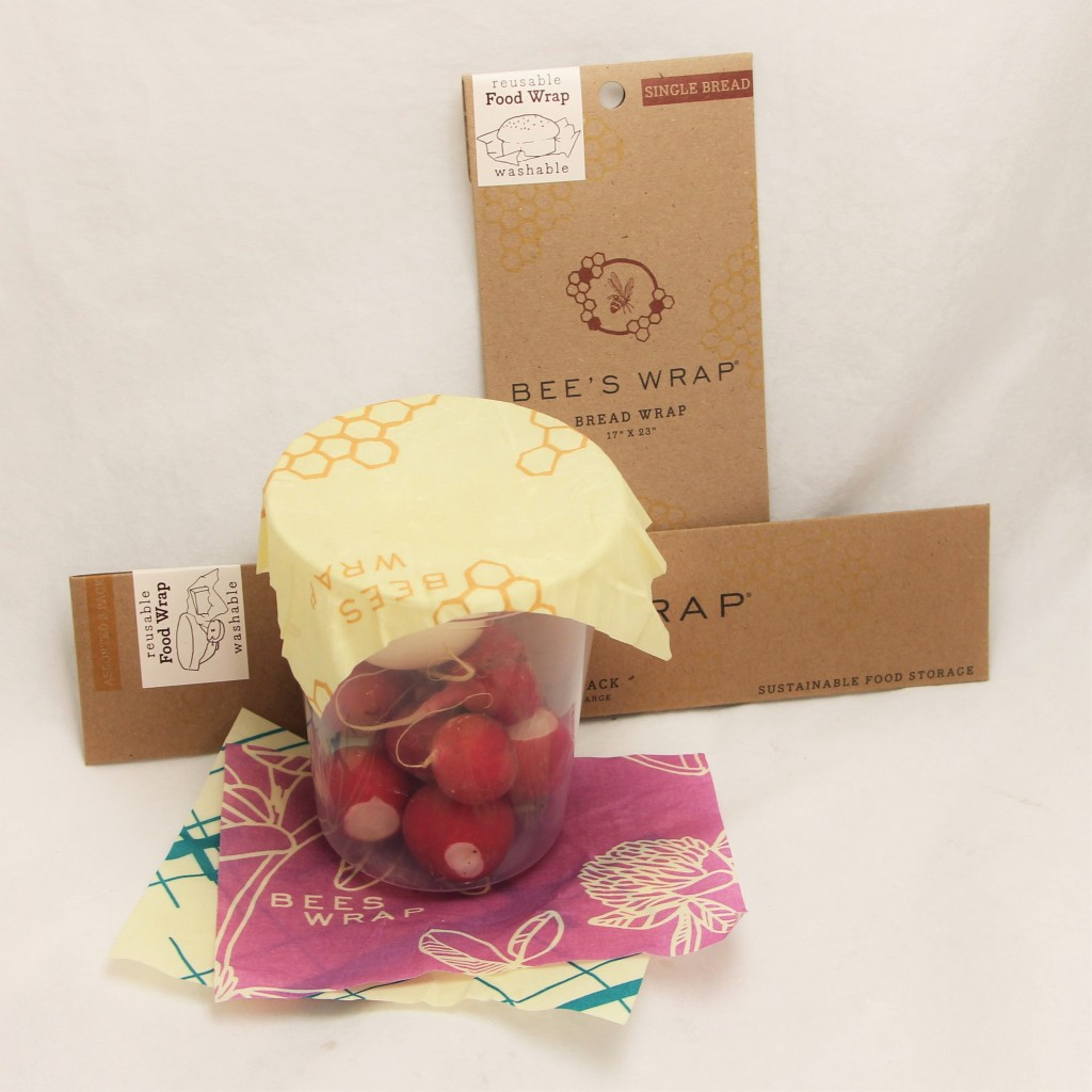 Bee S Wrap Natural Reusable Alternative To Plastic Wrap