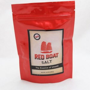Red Boat Salt